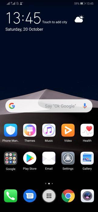 Screenshot 20181020 134554 com.huawei.android.launcher
