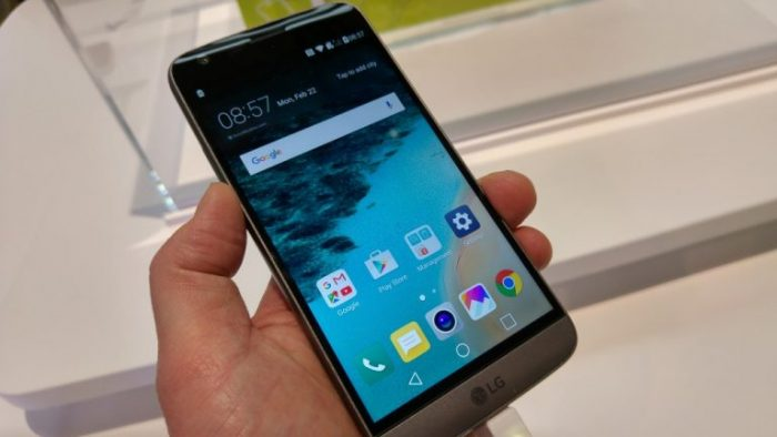 Fancy an LG G5? Now less than £130