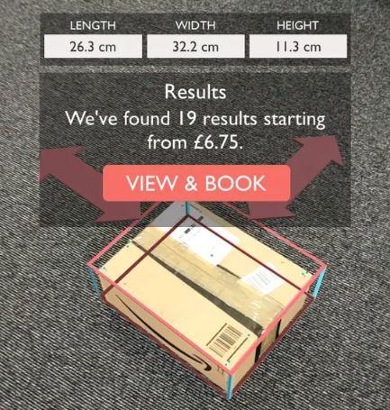 ParcelBroker   Making it easier to send a parcel