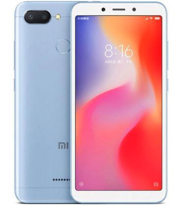 Xiaomi Redmi 6   Now even cheaper!