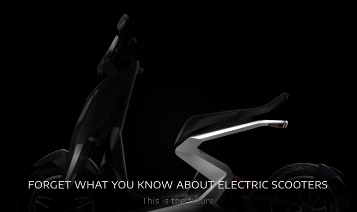 Zapp i300 electric scooter to be unveiled later this month