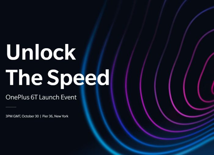 OnePlus 6T is coming to Vodafone