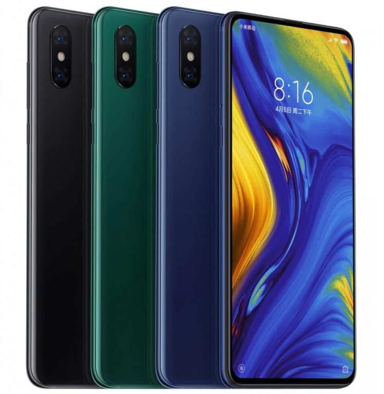 Xiaomi lands in the UK with something special. Meet the Mi MIX 3.