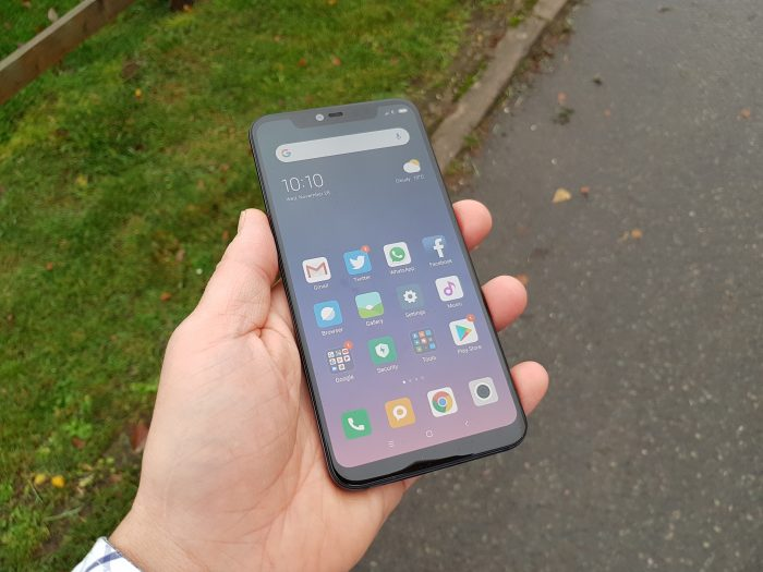 A week with the Xiaomi Mi 8 Pro – Day 1. A tour