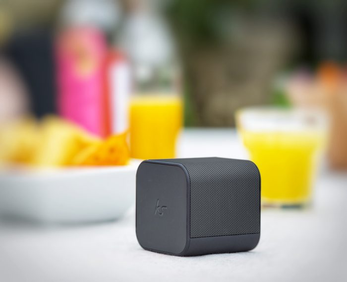 KitSound BoomCube Bluetooth Speaker   A Review
