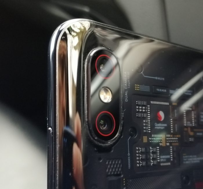 A week with the Xiaomi Mi 8 Pro   Day 2. The camera.