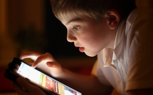 Research reveals our tech addicted kids