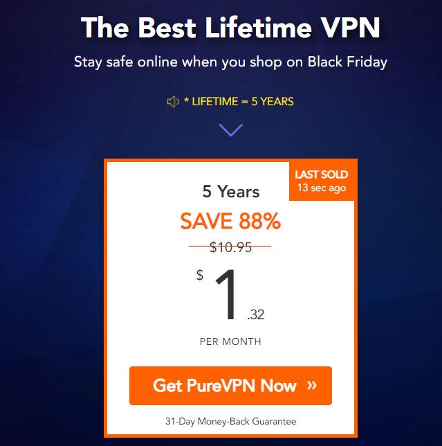 Best Lifetime VPN Deals