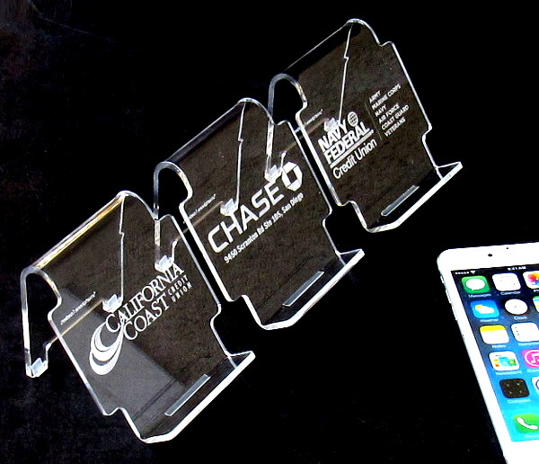 Smartphone Coasters for Christmas