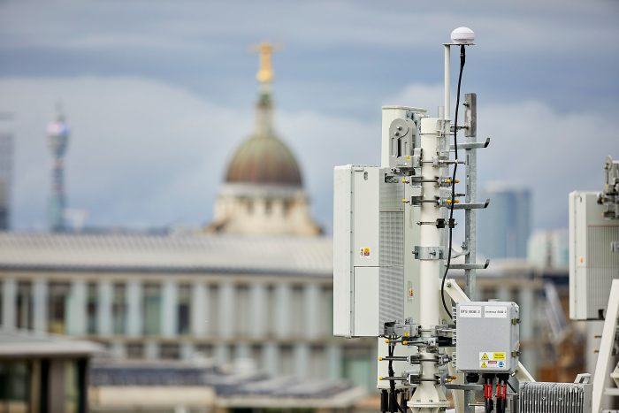 EE switches on nine 5G sites