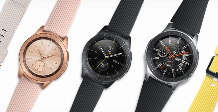 Galaxy Watch 4G now on EE