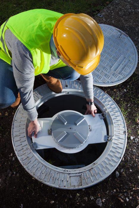 Vodafone expanding coverage with manholes