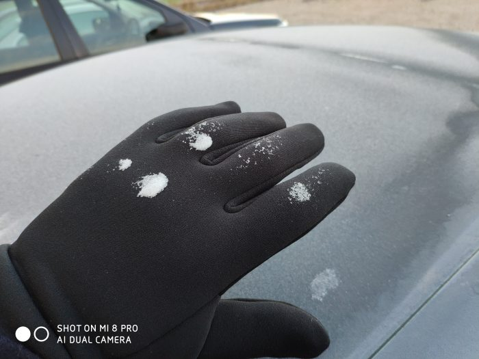 New Mujjo Touchscreen Gloves   Review
