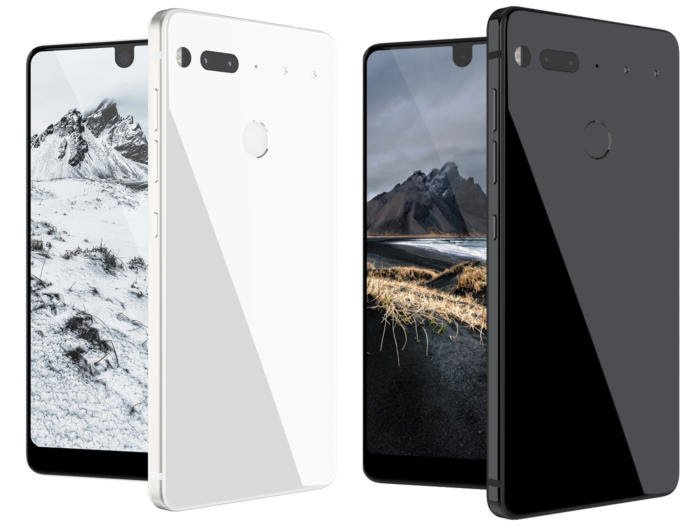 Essential Phone Discontinued.
