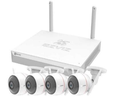 EZVIZ introduce ezWireless CCTV kit and analogue 'Everyday' and 'Crispr' wired CCTV kits