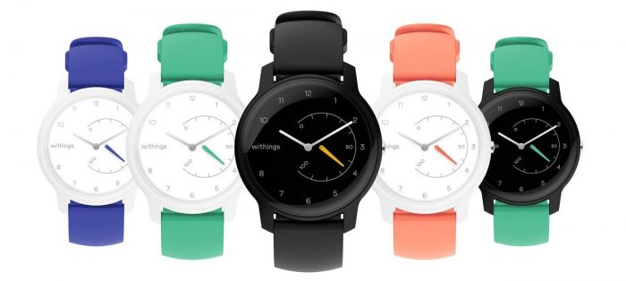 New Withings and Garmin watches announced at CES