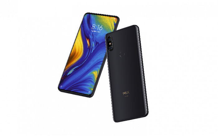 Xiaomi launch Mi Mix 3 in the UK