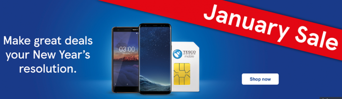 Tesco Mobile deals launched