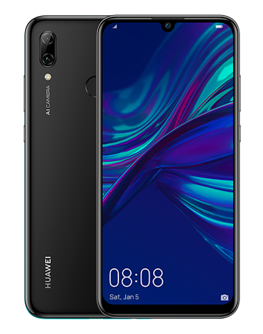 The all new Huawei P Smart 2019. Get it from Vodafone now.