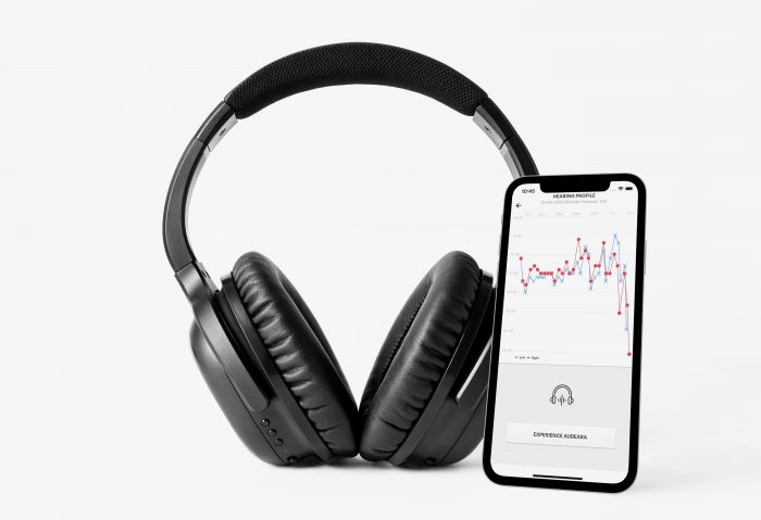 Audeara's A 01 full fidelity headphone raising awareness