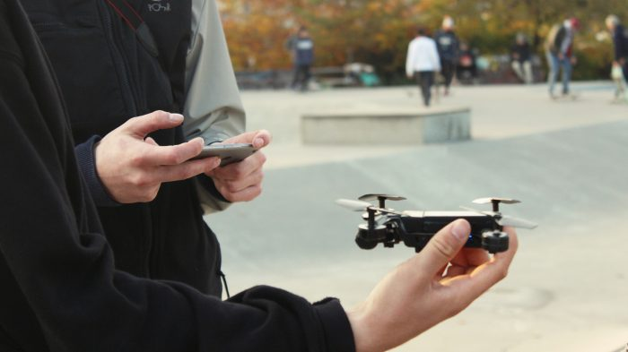 The Micro Drone 4.0   Now fully funded