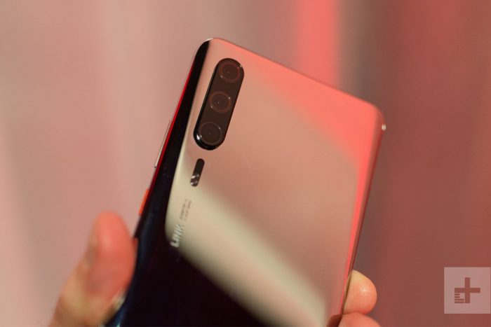 MWC   Huawei P30 Pro appears
