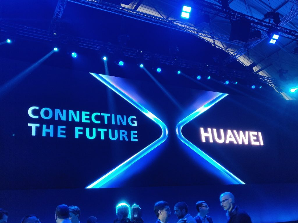 MWC   Huawei Keynote