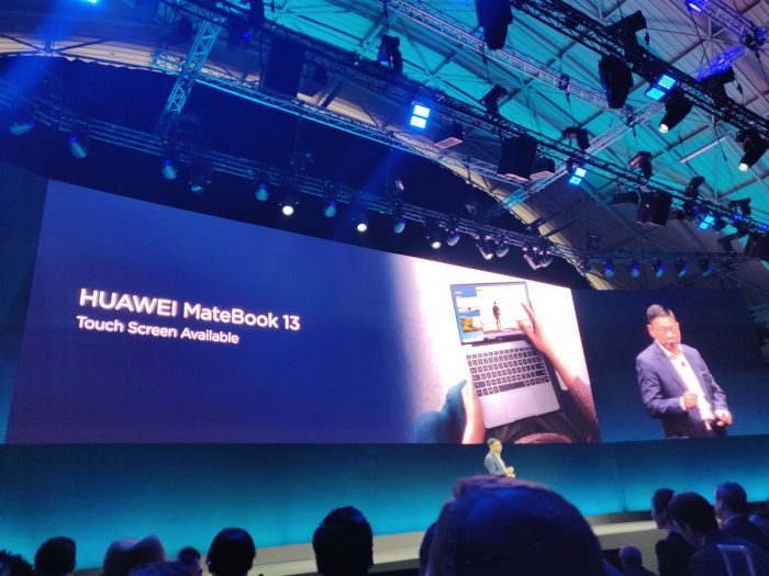 MWC   Huawei launch new Matebook Lines