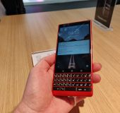 MWC   BlackBerry Key2 in Red launched