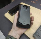 MWC   Doogee S90 shown off