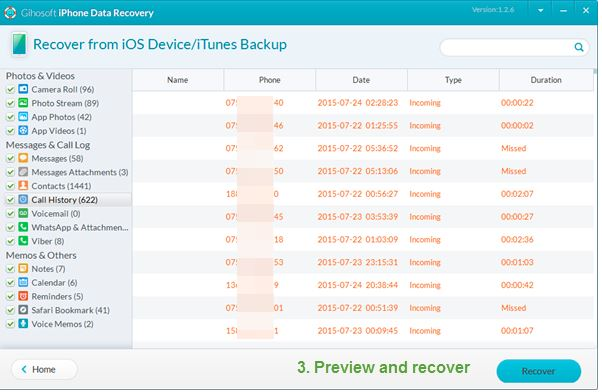 Gihosoft iPhone data recovery – An Overview