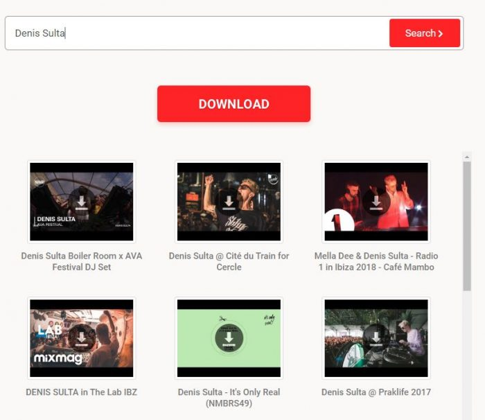 Downloading that YouTube tune to your phone   still possible.