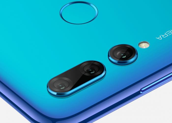 Huawei announce P Smart+ 2019