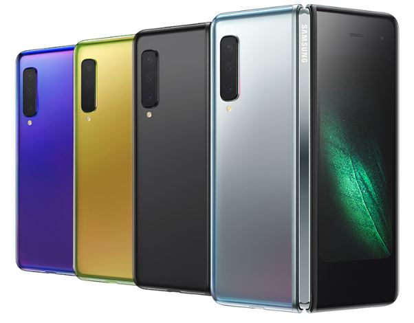 EE to take the Samsung Galaxy Fold