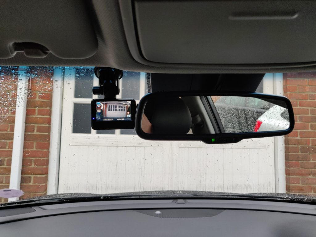 Kitvision Observer DashCam   Review