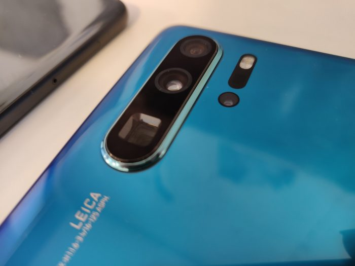 Huawei announce P30 Series in Paris