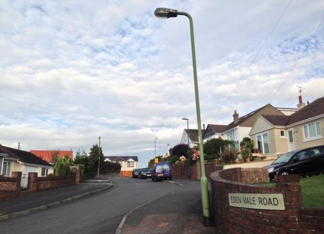BT want to get into your lamp post