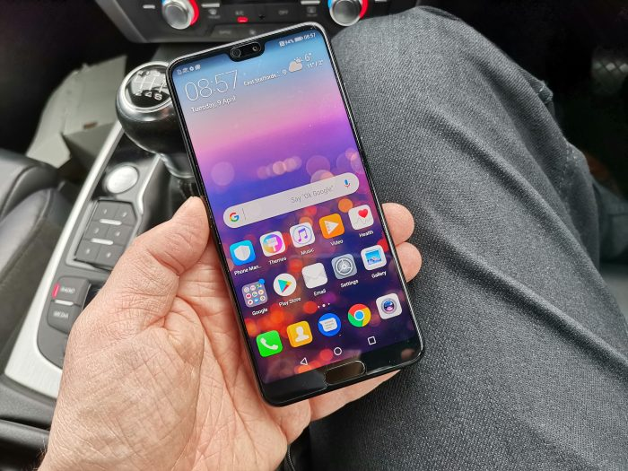 Another look at the Huawei P20