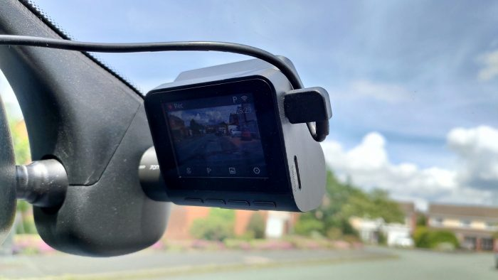 70mai Smart Dash Cam   Review