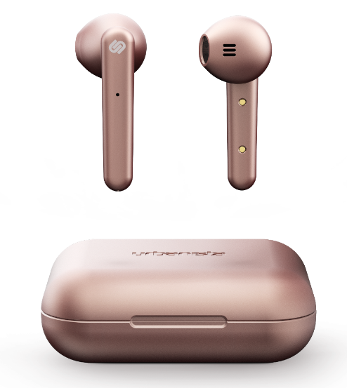Fashionable Swedish wireless earbuds announced by Urbanista