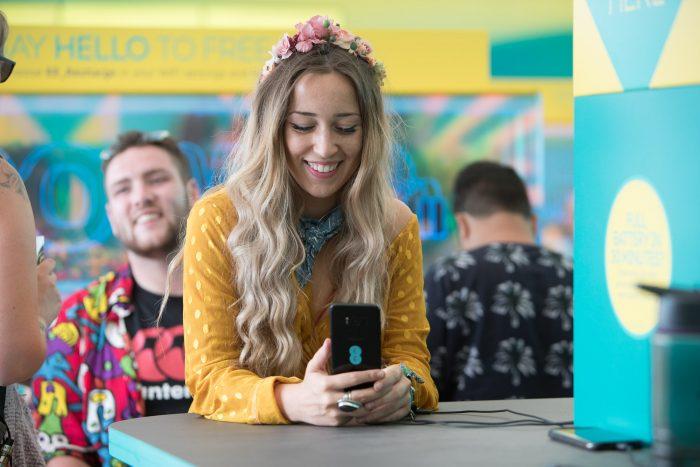 EE goes 5G for Glastonbury