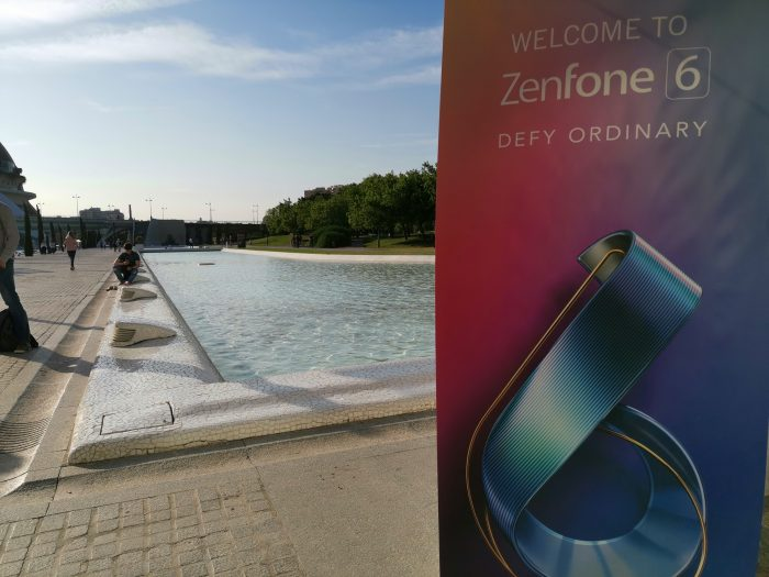 Asus ZenFone 6 Launch   Live and direct