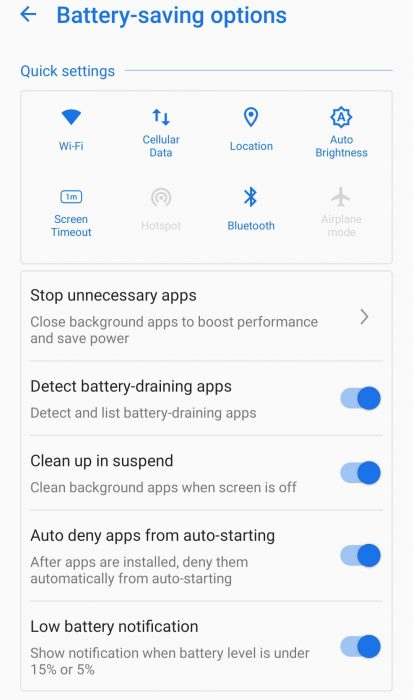 Asus ZenFone 6   Battery update