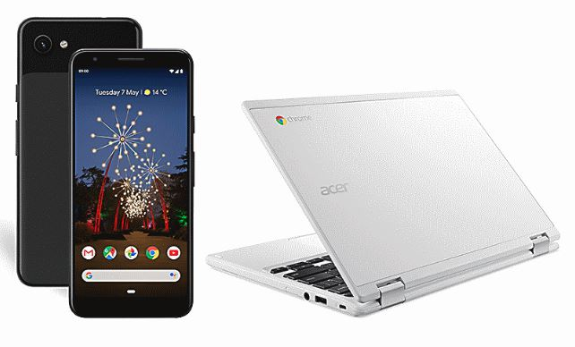 Get yourself a laptop if you buy a Pixel 3a with Carphone Warehouse