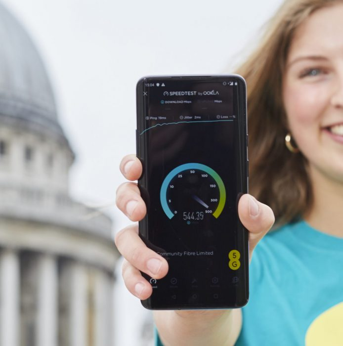 EE get the jump on Vodafone. 5G going live on May 30th