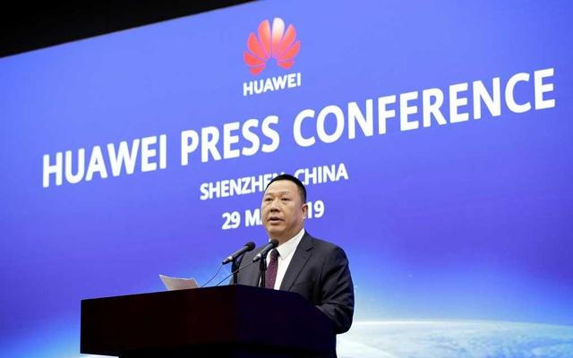 No gun, no smoke, only speculation, says Huawei