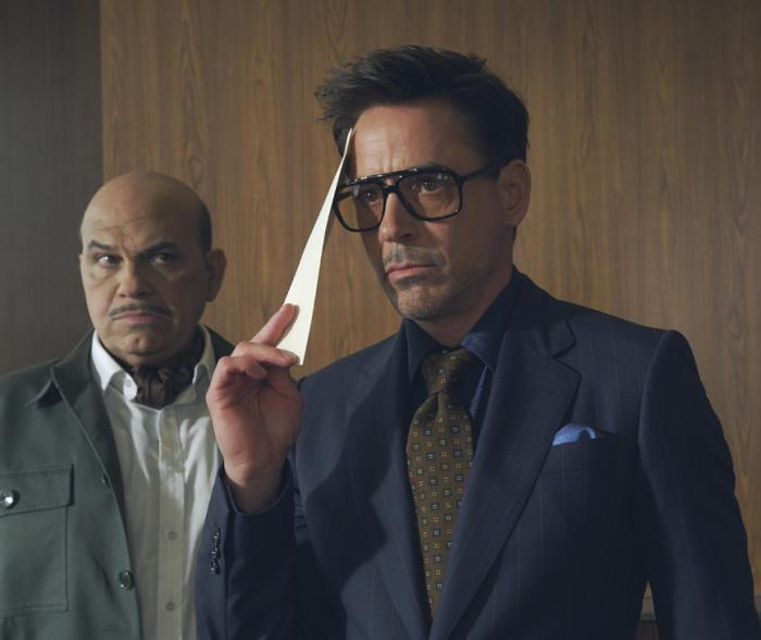 OnePlus hire Iron Man