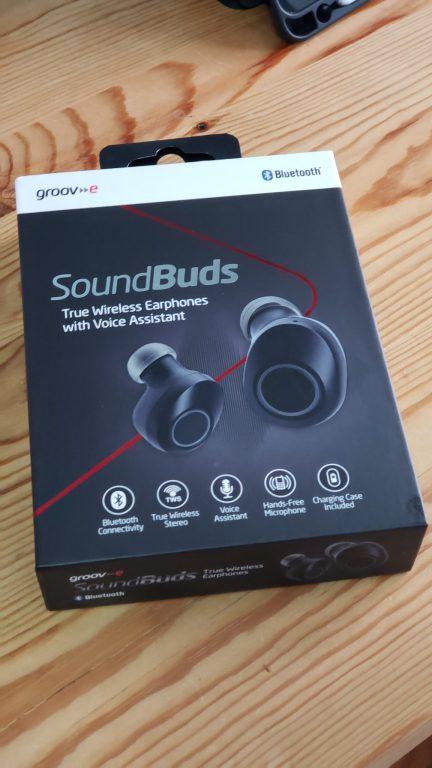 Groov e Soundbuds Review