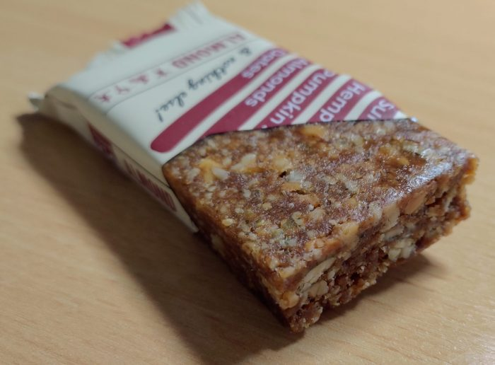 We got sent protein bars to review. Get the Protein Kiq!