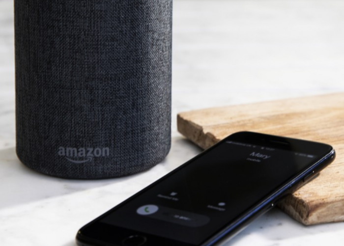 Alexa will now make calls for you